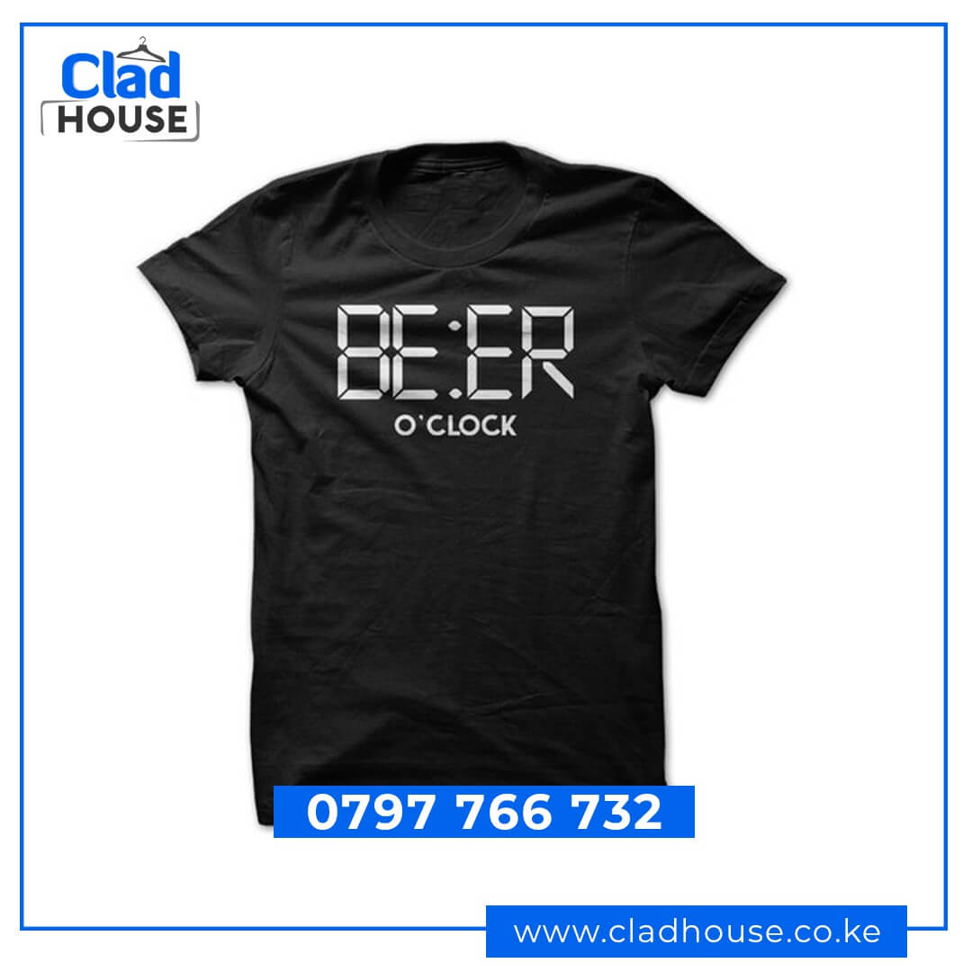 Beer O'clock Tshirt