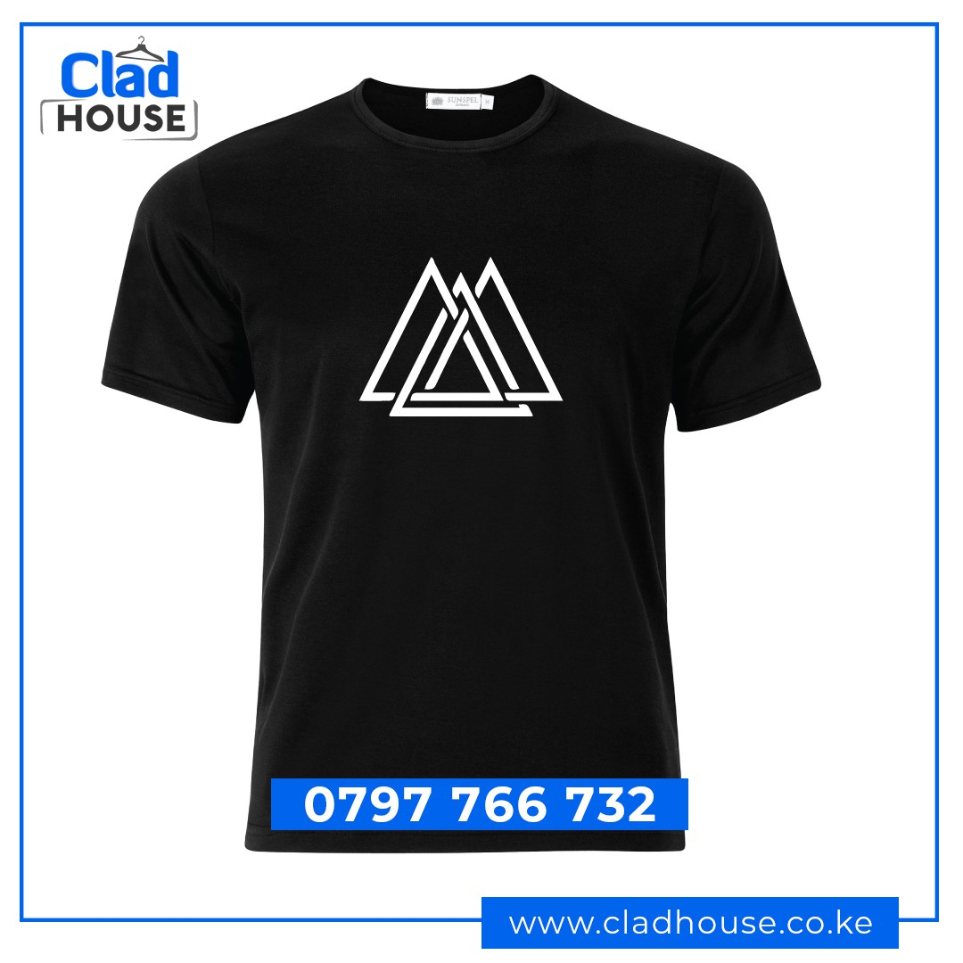 Custom Three Triangle Tshirt