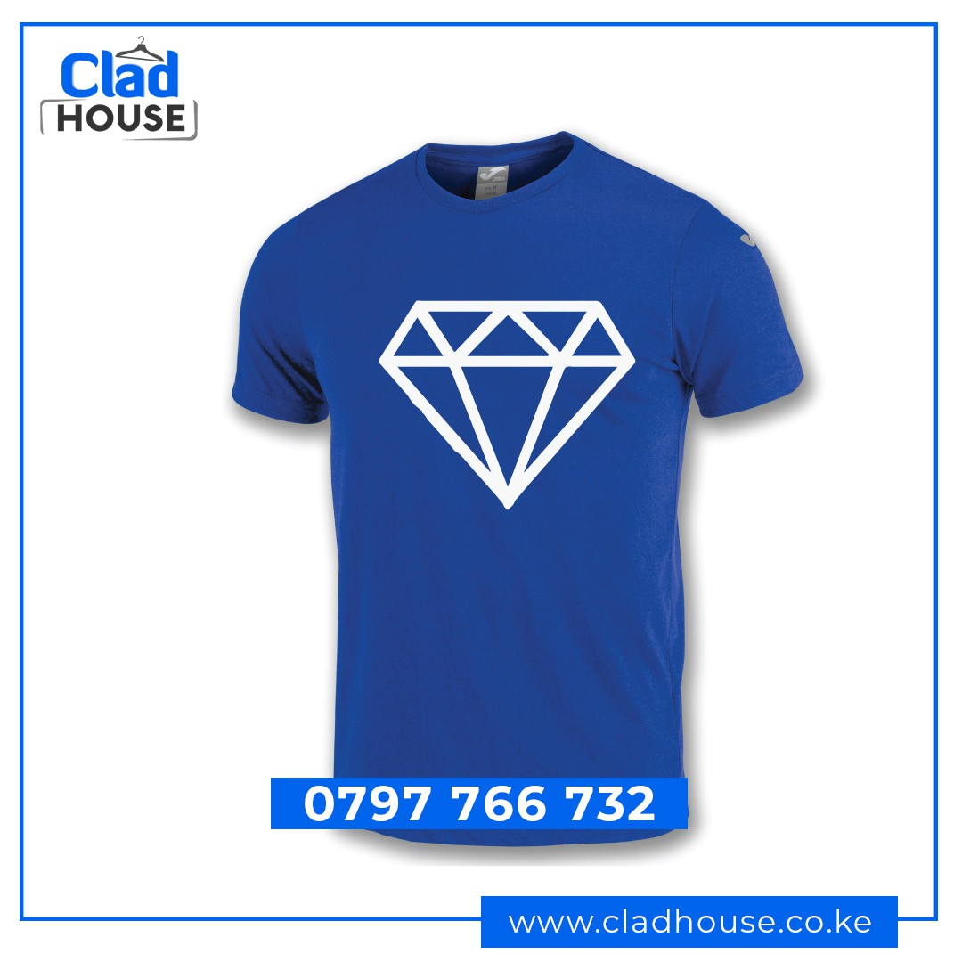 Diamond Blue Tshirt