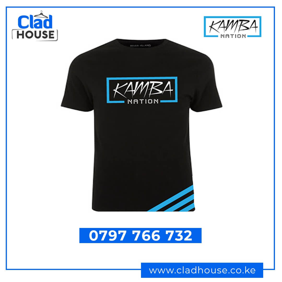 Kamba Nation Tshirt