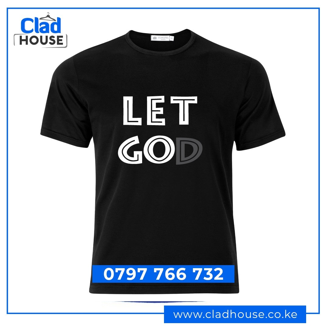 Let GOD Tshirt