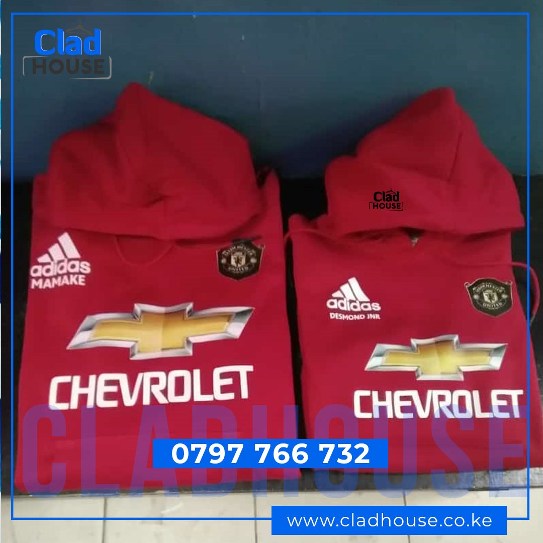 Manchester United Football Club Hoodie